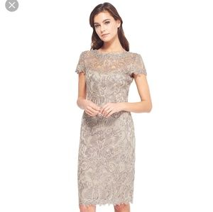 Tadashi Shoji designer dress